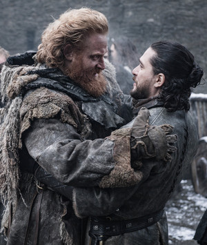 8x02 ~ A Knight of the Seven Kingdoms ~ Tormund and Aegon