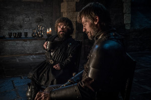 8x02 ~ A Knight of the Seven Kingdoms ~ Tyrion and Jaime