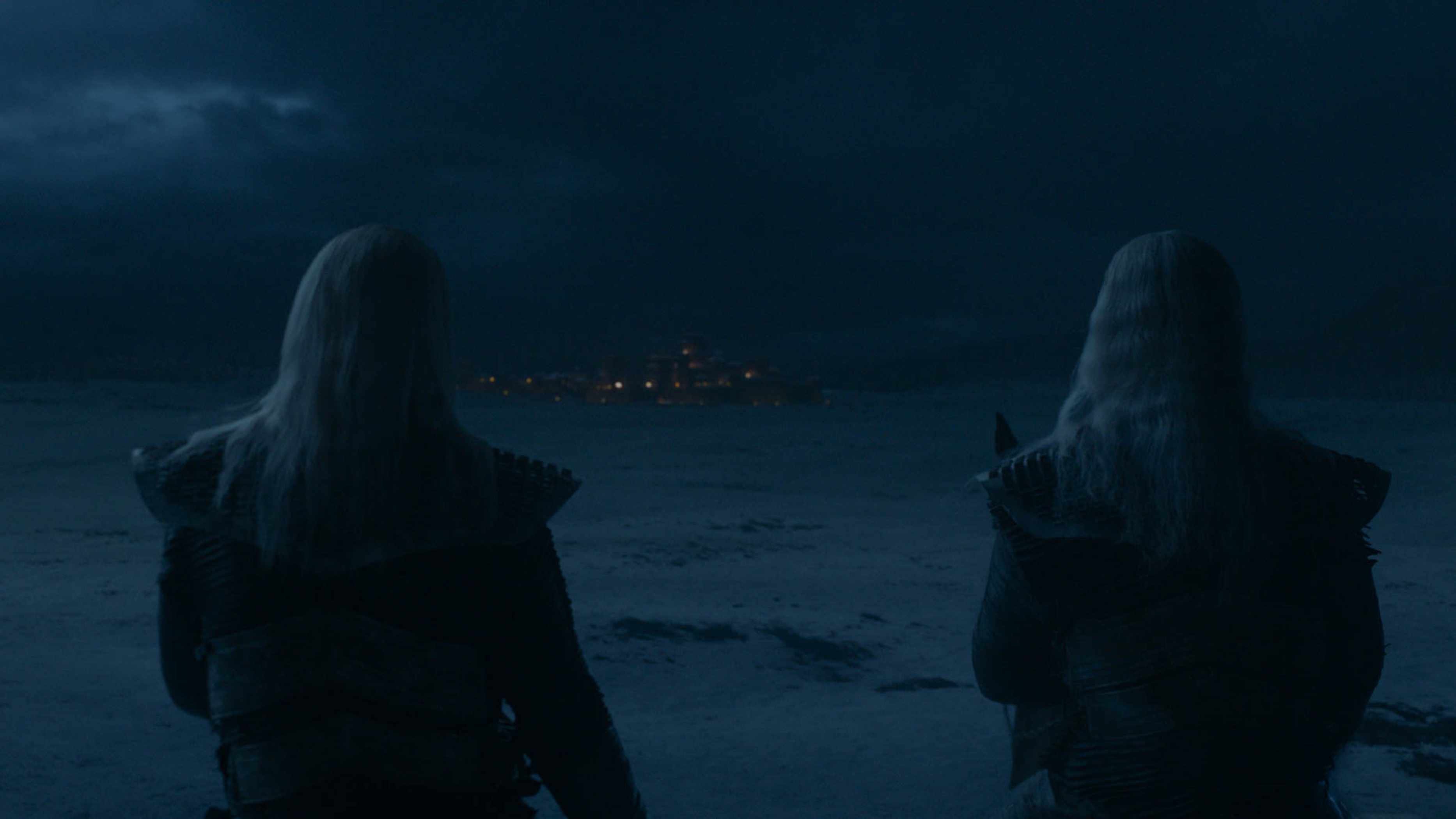 8x02 ~ A Knight of the Seven Kingdoms ~ White Walkers