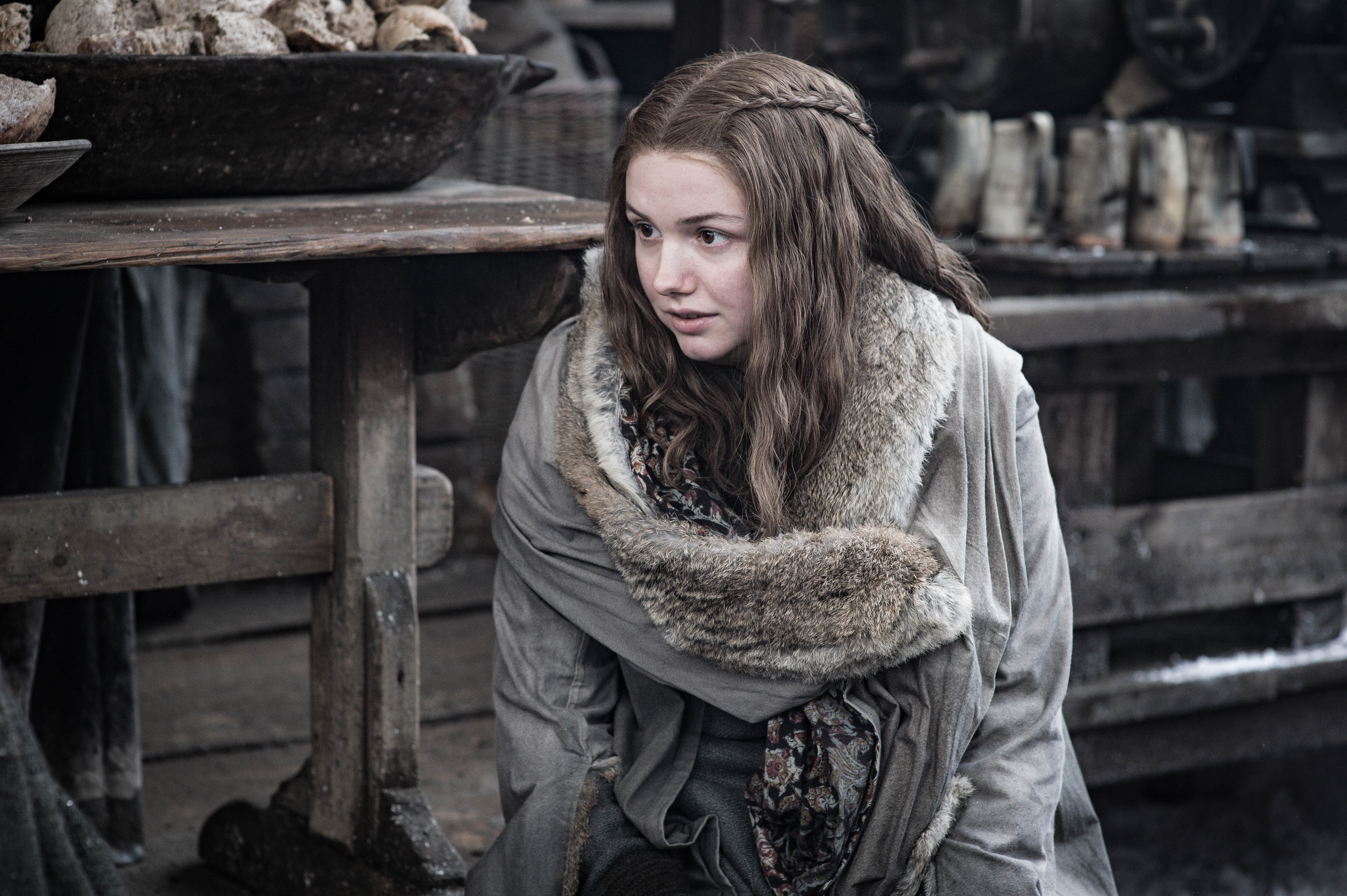 8x02 ~ A Knight of the Seven Kingdoms ~ Gilly