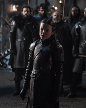 8x02 ~ A Knight of the Seven Kingdoms ~ Lyanna