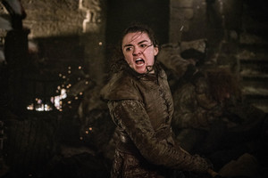 8x03 - The Long Night - Arya
