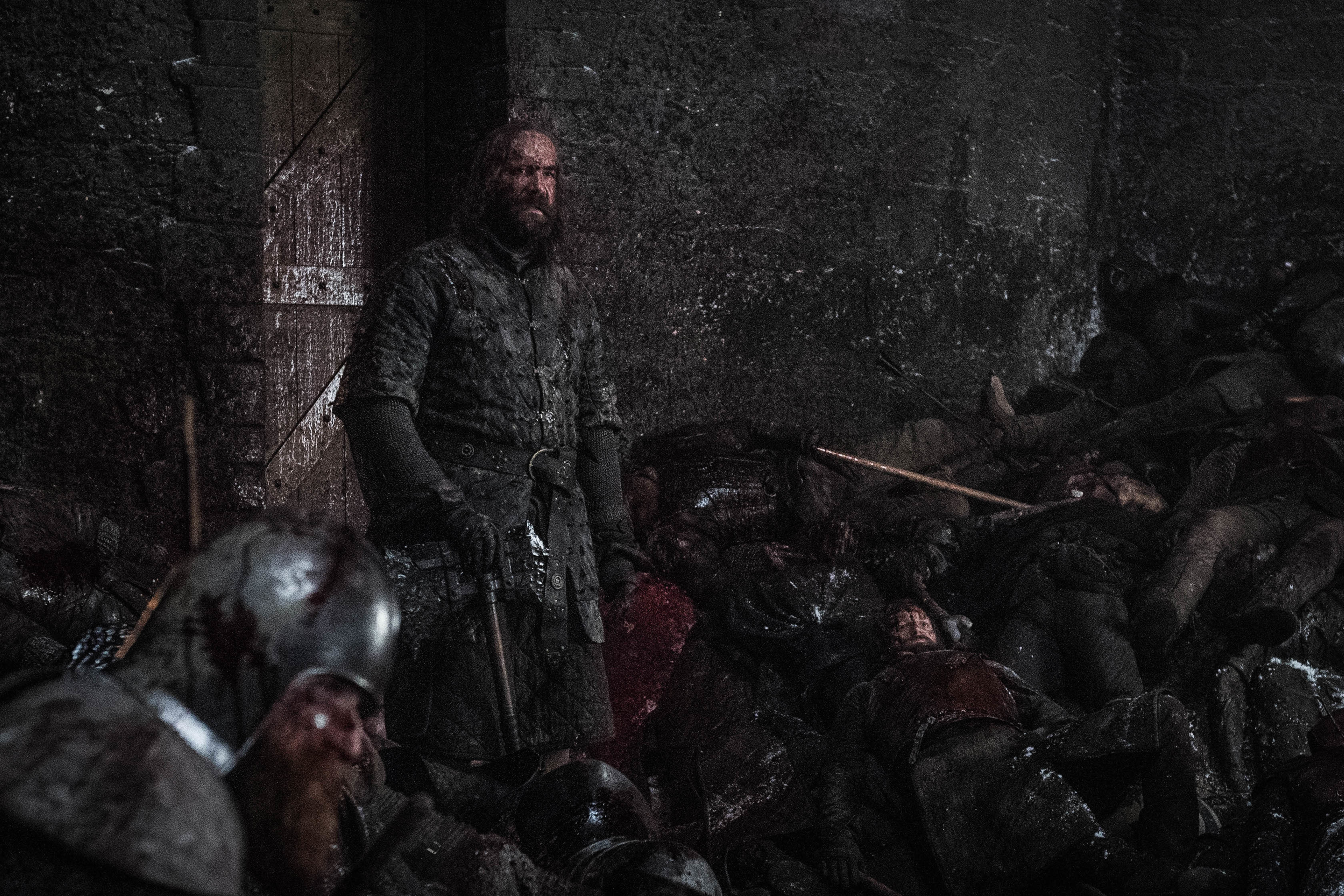 8x03 - The Long Night - The Hound