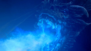 8x03 - The Long Night - Viserion