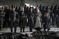8x04 - The Last of the Starks - Grey Worm, Varys, Missandei, Daenerys and Tyrion - game-of-thrones photo