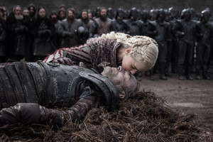 8x04 - The Last of the Starks - Daenerys and Jorah