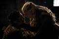 8x04 - The Last of the Starks - Jon and Daenerys - game-of-thrones photo
