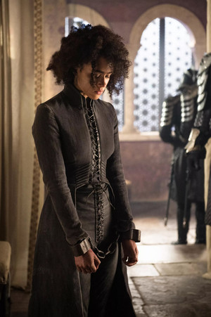 8x04 - The Last of the Starks - Missandei
