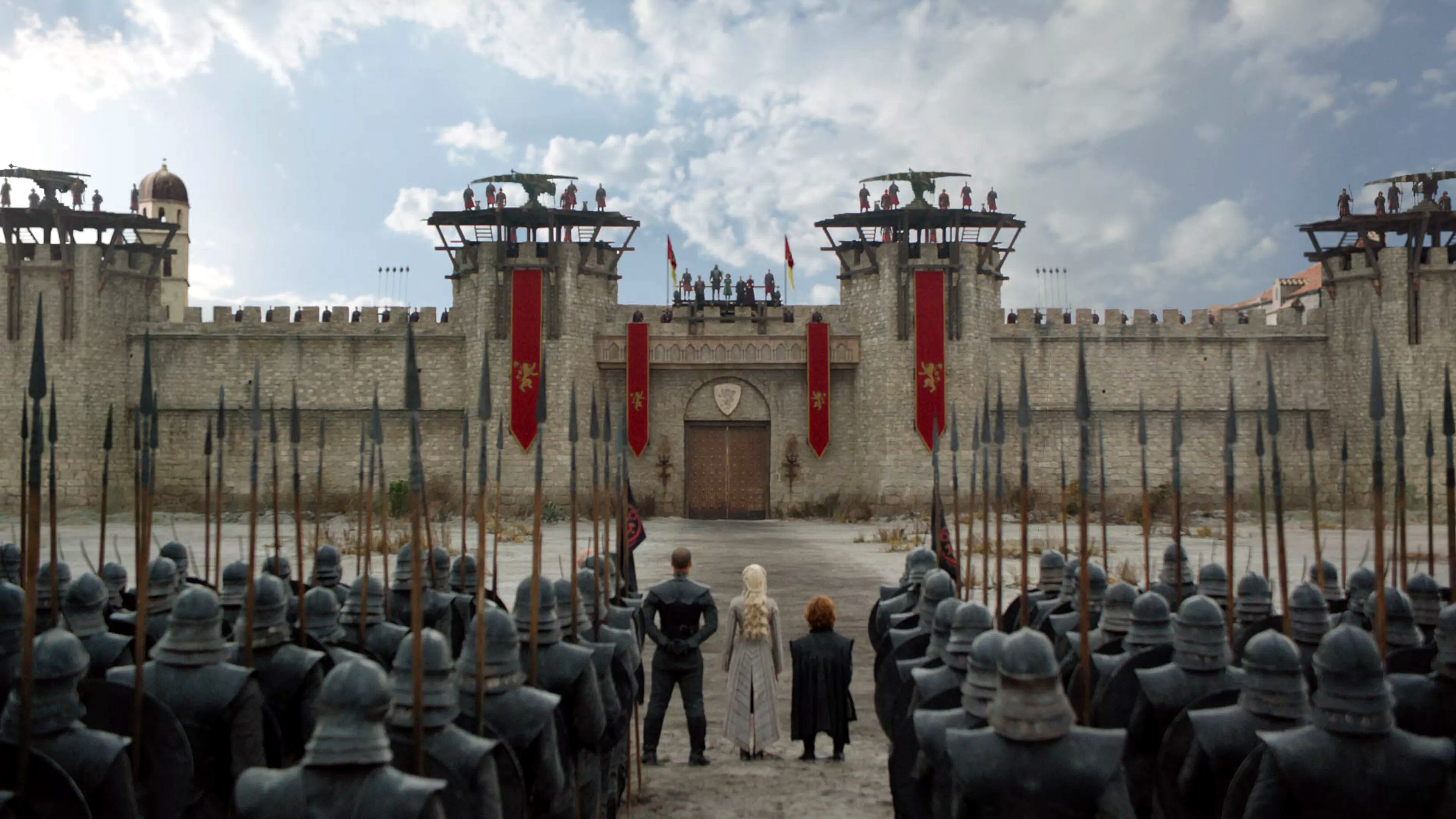 8x04 - The Last of the Starks - The Standoff