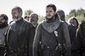 8x05 - The Bells - Davos and Jon - game-of-thrones photo