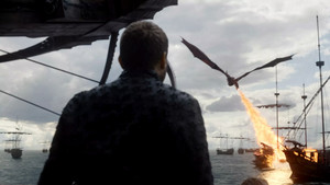 8x05 - The Bells - Euron and Drogon
