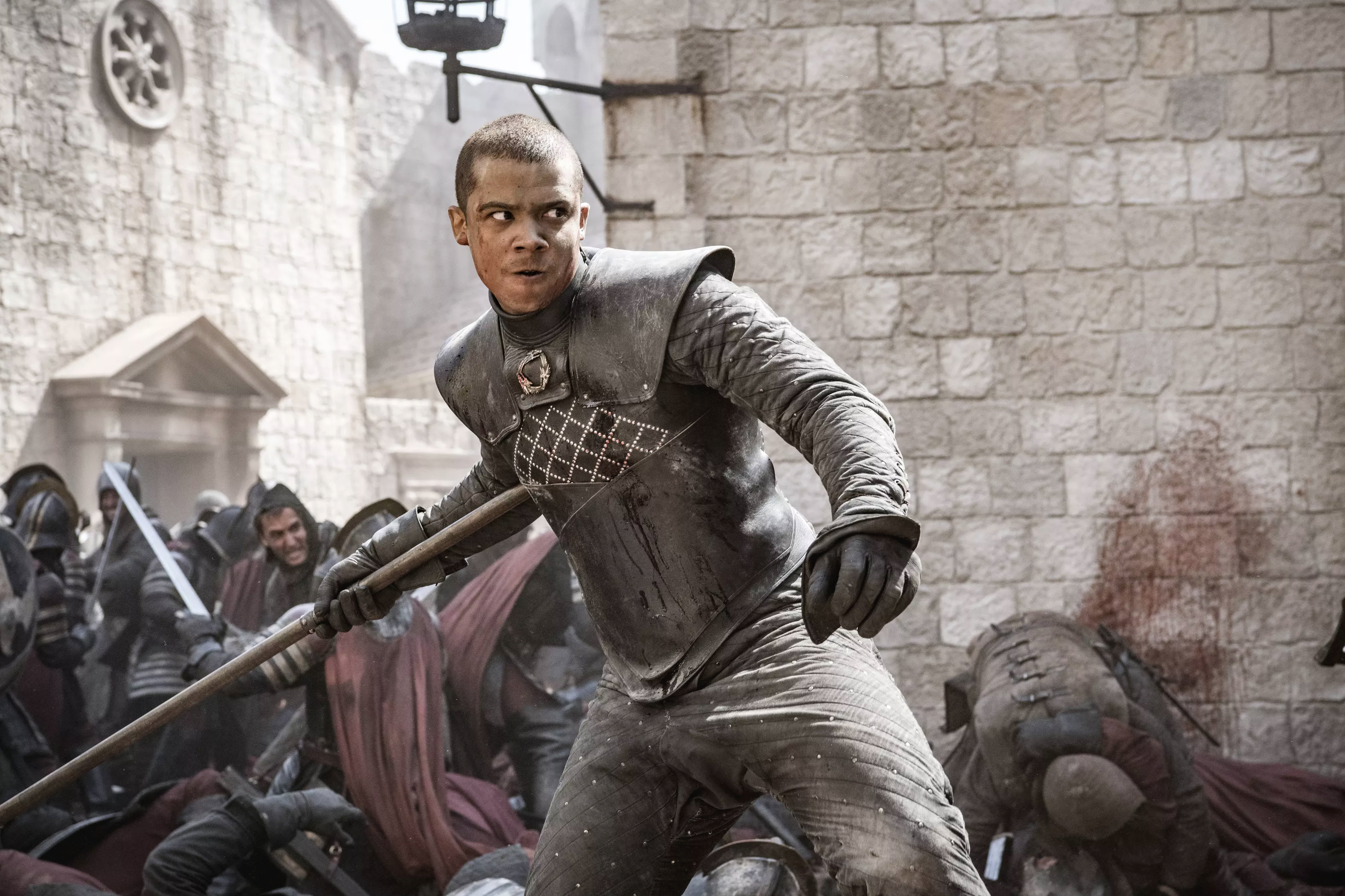 8x05 - The Bells - Grey Worm
