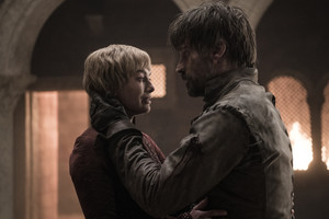 8x05 - The Bells - Jaime and Cersei