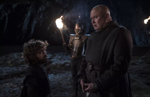 8x05 - The Bells - Tyrion and Varys