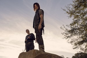 9x15 ~ The Calm Before ~ Alpha and Daryl