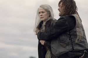 9x15 ~ The Calm Before ~ Carol and Daryl
