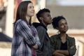 9x15 ~ The Calm Before ~ Enid, Kelly and Connie - the-walking-dead photo