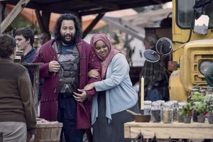 9x15 ~ The Calm Before ~ Jerry and Nabila