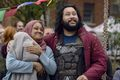 9x15 ~ The Calm Before ~ Jerry and Nabila - the-walking-dead photo