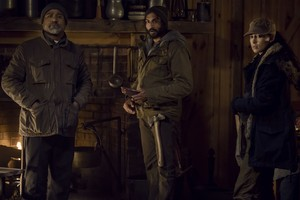 9x16 ~ The Storm ~ Gabriel, Siddiq and Rosita