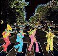 Abbey Road/Yellow Submarine  - the-beatles fan art