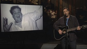 Adam Sandler Brings Laughter and Legitimate Tears to a Wonderful Episode of Saturday Night Live