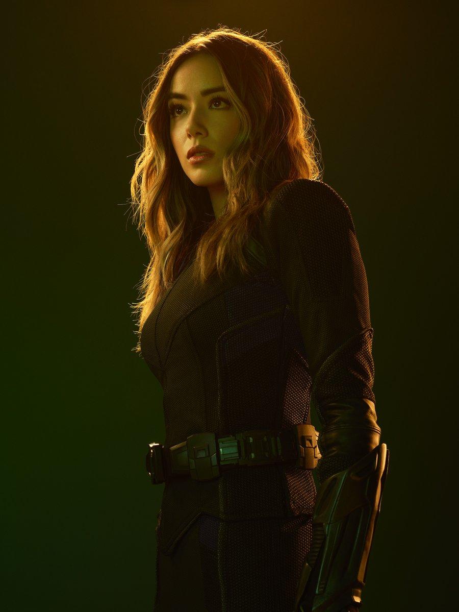 Agents of S.H.I.E.L.D. - Season 6 - Cast ছবি