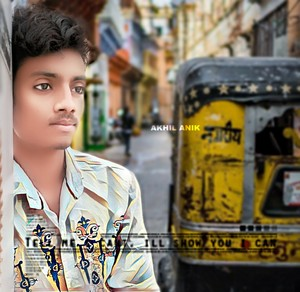 Akhil anik just shoot on Monday