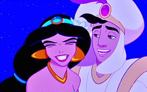 Aladdin A Whole New World With jasmijn
