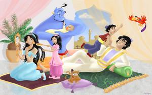 Aladdin Family