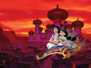 Aladin Arabian Night With jasmijn