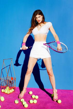 Alexandra ~ GQ Magazine (2014)