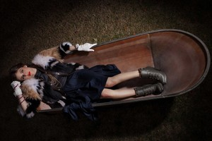 Alexandra ~ Idee Fixe Magazine (2012)