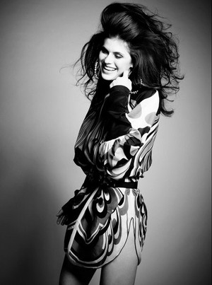 Alexandra ~ InStyle Russia (2011)