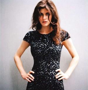 Alexandra ~ V Magazine (2011)