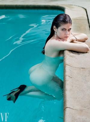 Alexandra ~ Vanity Fair (2014)