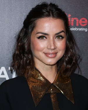 Ana ~ CinemaCon 2019 Presentation of 'Knives Out'