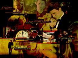 Angel and Buffy 93