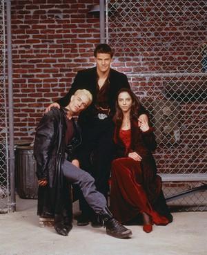 Angel(us), Drusilla and Spike Promo