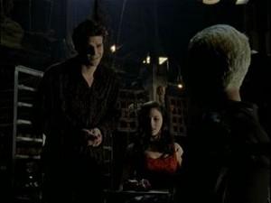 Angelus Spike and Drusilla