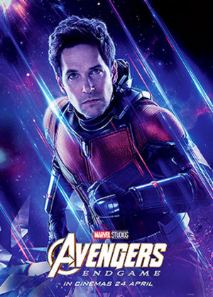 Ant-Man ~Avengers: Endgame (2019) character posters