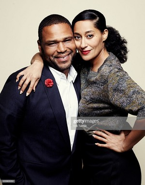 Anthony Anderson And Tracee Ellis Rosd
