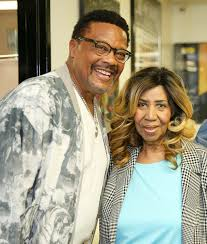 Aretha Franklin And Judge Greg Mathis