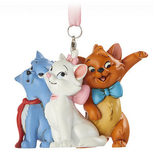 Aristocats Krismas Ornament