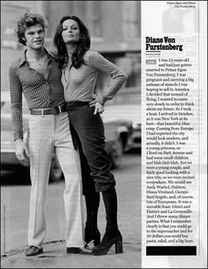 artigo Pertaining To Diane Von Furstenberg