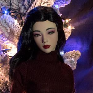 Asami doll