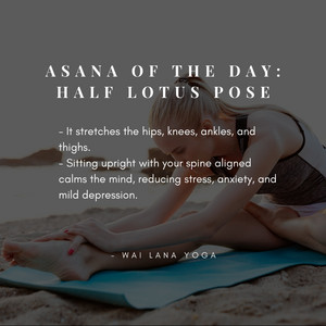 Asana of the dia