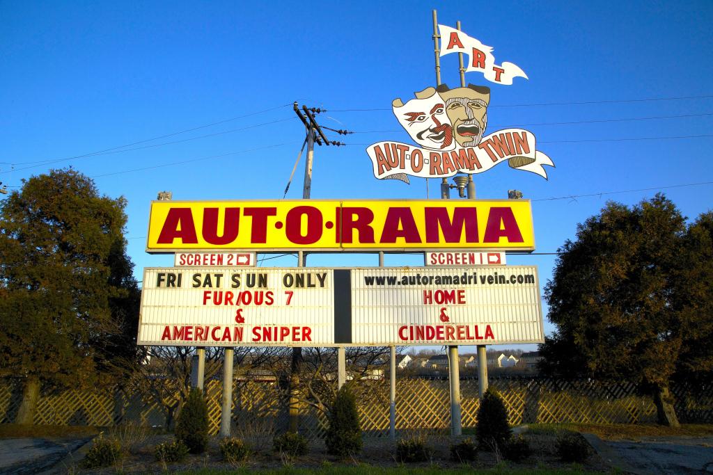 Auto Rama Drive-In Theater
