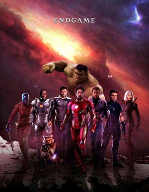 Avengers: Endgame (2019) movie posters