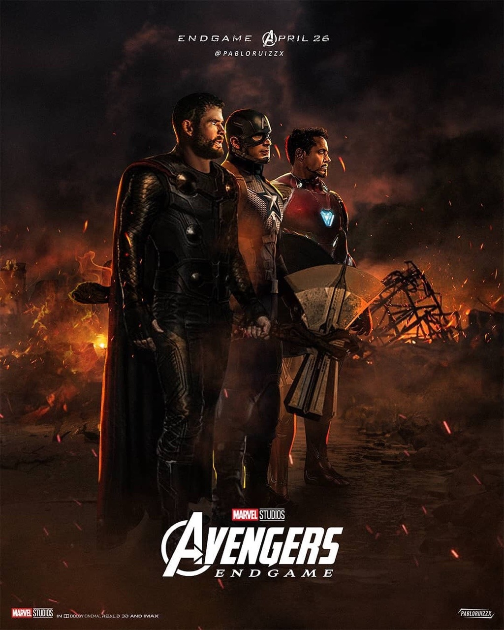 The Avengers Images Avengers Endgame 2019 Movie Posters Hd